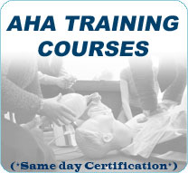 AHA Training Courses
