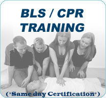 BLS/CPR Training
